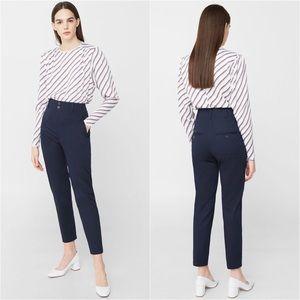MNG Suit high-waist pants